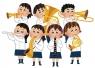 印旛中学校吹奏楽部の演奏会