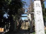 熊野神社(稲毛区小中台町)
