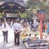 豊国神社おもしろ市(フリーマーケット)のイメージ