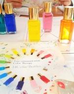 色を仕事に活躍できるようになりたいあなたのカラーセラピー初級講座