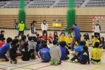流山市ハンドボール教室