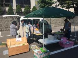 フリーマーケット in 札幌市役所 6/23(土)