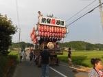 荒宿八坂神社祭礼