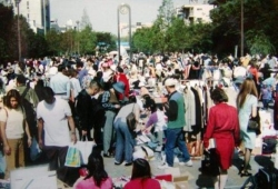 錦糸町イベント広場フリーマーケット