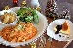 IHで簡単お料理!おうちカフェメニューでメリークリスマス