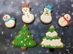 クリスマスアイシングクッキー教室
