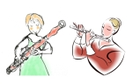 フルートとファゴットによるNew Year Concert No.32
