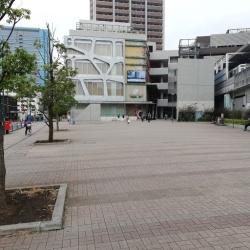 武蔵小杉駅前「こすぎコアパーク」フリーマーケット