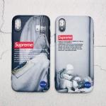 アイフォンxsケース シュプリーム iphone xs maxカバー supreme