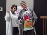 4/28,29 サイエンスショー「ドクターX(ペケポン)私、失敗しちゃうかも」(当日受付)