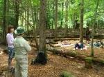 一歩進んだ森林浴(森林セラピー)って何、&プチセラピー体験