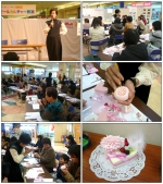 【まいぷれ教室写真館】2008年1月15日開催 カービングアート教室