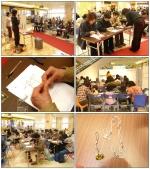 【まいぷれ教室写真館】2008年3月18日開催 ビーズ教室