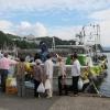 雑賀崎漁港 船からの直接販売のイメージ