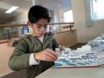 ペーパークラフト教室㏌伊勢湾フェリー
