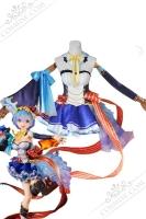 Re:ゼロから始める異世界生活 リゼロ レム ラム エミリア アイドルVer コスプレ衣装