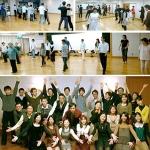 社交ダンス部【初心者講習】10代20代--(日曜練習をスタート)