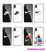 ナイキ iPhone12Proケース GalaxyS20プラスケース 通販