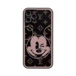 可愛い LV MICKEY iPhone12pro maxケース ブランドiphone 12/12プロケースシャネル