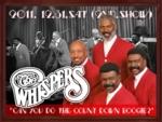 """【公演】THE WHISPERS""""Can You Do the Countdown Boogie?""""(ウィスパーズ)"""