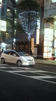 歌舞伎町にワイングラスの列☆