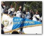 祝!ホークス日本一 2011年福岡ソフトバンク優勝祝賀パレード