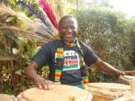 精霊を呼ぶ太鼓コンサート ~魂を癒す太鼓の名手、ケニアのマテラ長老~