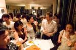 霞が関クリスマス・イヴ・コリアンフードでGaitomo国際交流パーティー