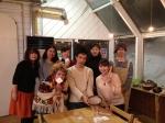 NHKで紹介された「カカオ豆から作る超手作りチョコレートワークショップ」