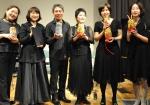 不思議でカワイイ電子楽器の楽団 マトリョミンアンサンブル「ウリープカ」が「ねりま光が丘 Cherry Blossom Festa 2013」に出演!