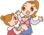 「母の日」のプレゼント作り