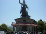第31回宇奈月平和の像観音祭