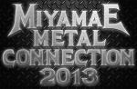 MIYAMAE METAL CONNECTION 2013