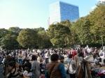 7月13日(土)新宿中央公園フリーマーケット