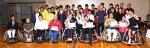 神々の国出雲 オープン車椅子バドミントン大会