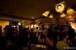 梅田の隠れ家アンティークカフェでGaitomo国際交流パーティー