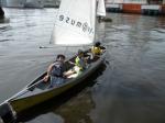セーリングカヌー体験乗船