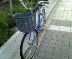 自転車盗られて探してます