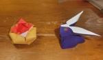 折り紙「折りおりの会」