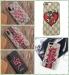 高品質Gucci IPhone9/Xsケース刺繍スネーク柄付き