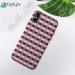 個性を出すiPhone XS MaxスマホカバーXR/X/8チェック柄