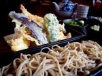 天ぷらがすごく美味い!