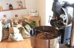 コーヒー豆がたくさん!