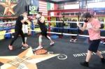 ボクシングとエクササイズを丁寧に教えてもらえます!