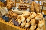 具沢山で満足感たっぷりのパンです!